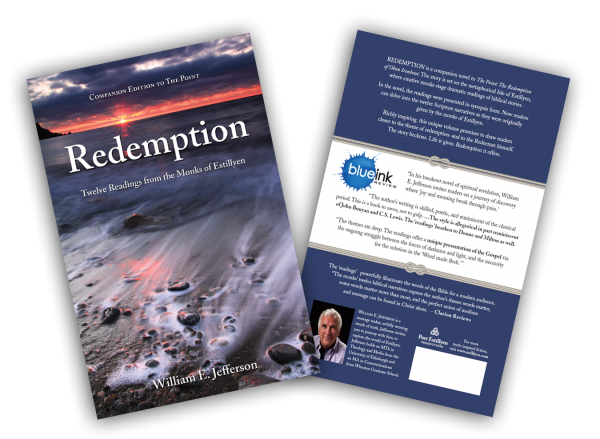 Image of nthe cover of the Book 'Redemption' by William Jefferson