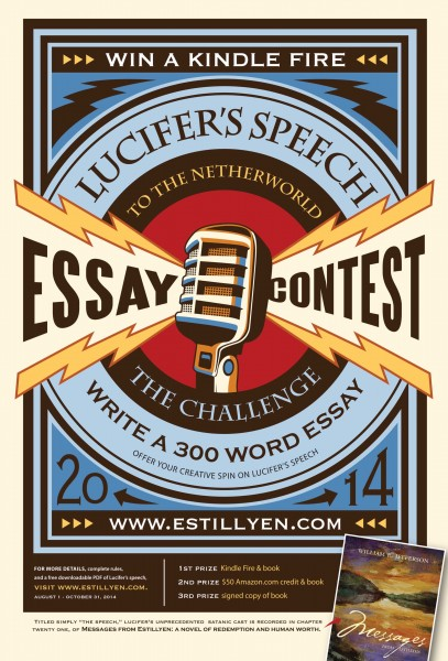 Lucifer's Speech Essay Contest
